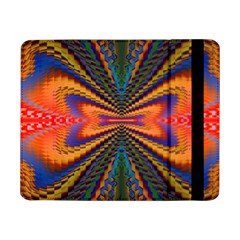 Casanova Abstract Art Colors Cool Druffix Flower Freaky Trippy Samsung Galaxy Tab Pro 8 4  Flip Case