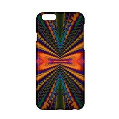 Casanova Abstract Art Colors Cool Druffix Flower Freaky Trippy Apple Iphone 6/6s Hardshell Case
