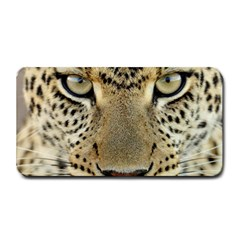 Leopard Face Medium Bar Mats