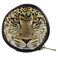 Leopard Face Mini Makeup Bags