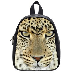 Leopard Face School Bags (small)