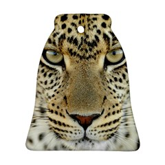 Leopard Face Ornament (bell)