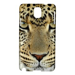 Leopard Face Samsung Galaxy Note 3 N9005 Hardshell Case