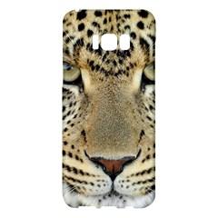 Leopard Face Samsung Galaxy S8 Plus Hardshell Case