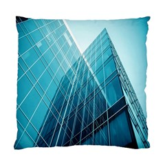 Glass Bulding Standard Cushion Case (two Sides)