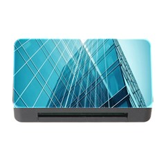 Glass Bulding Memory Card Reader With Cf