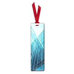 Glass Bulding Small Book Marks