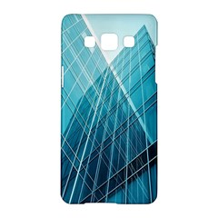 Glass Bulding Samsung Galaxy A5 Hardshell Case