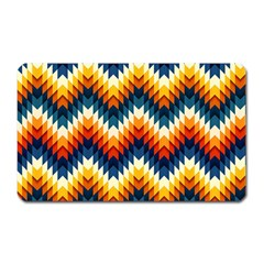 The Amazing Pattern Library Magnet (rectangular)