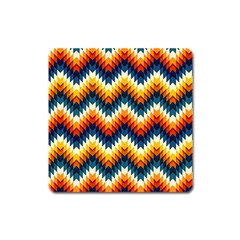 The Amazing Pattern Library Square Magnet