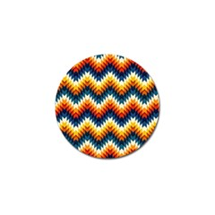 The Amazing Pattern Library Golf Ball Marker (10 Pack)
