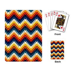 The Amazing Pattern Library Playing Card