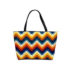 The Amazing Pattern Library Shoulder Handbags