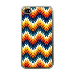 The Amazing Pattern Library Apple Iphone 4 Case (clear)