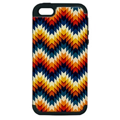 The Amazing Pattern Library Apple Iphone 5 Hardshell Case (pc+silicone)