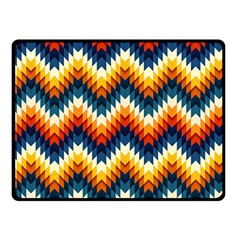 The Amazing Pattern Library Double Sided Fleece Blanket (small)