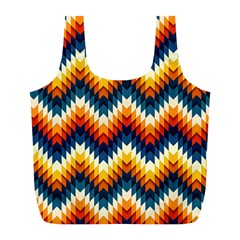 The Amazing Pattern Library Full Print Recycle Bags (l)