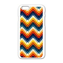 The Amazing Pattern Library Apple Iphone 6/6s White Enamel Case