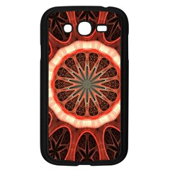 Circle Pattern Samsung Galaxy Grand Duos I9082 Case (black)
