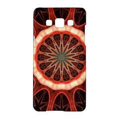 Circle Pattern Samsung Galaxy A5 Hardshell Case