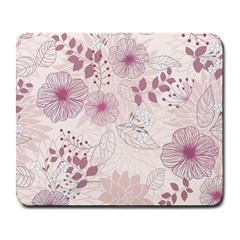 Leaves Pattern Large Mousepads