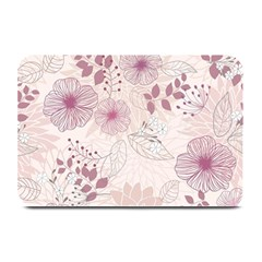 Leaves Pattern Plate Mats