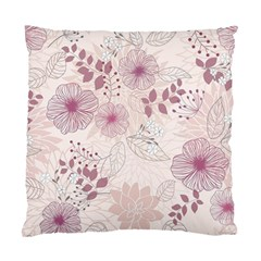 Leaves Pattern Standard Cushion Case (two Sides)