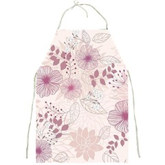 Leaves Pattern Full Print Aprons