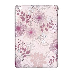 Leaves Pattern Apple Ipad Mini Hardshell Case (compatible With Smart Cover)