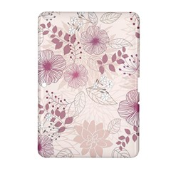Leaves Pattern Samsung Galaxy Tab 2 (10 1 ) P5100 Hardshell Case