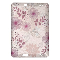 Leaves Pattern Amazon Kindle Fire Hd (2013) Hardshell Case