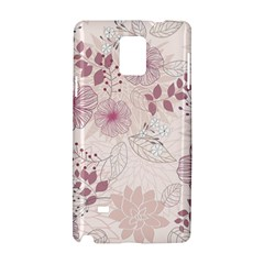 Leaves Pattern Samsung Galaxy Note 4 Hardshell Case