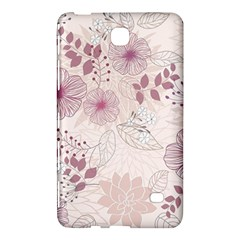 Leaves Pattern Samsung Galaxy Tab 4 (7 ) Hardshell Case