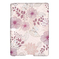 Leaves Pattern Samsung Galaxy Tab S (10 5 ) Hardshell Case