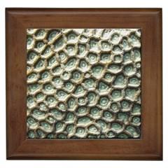 Ocean Pattern Framed Tiles