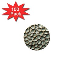 Ocean Pattern 1  Mini Magnets (100 Pack)