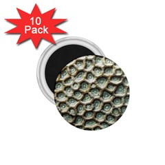 Ocean Pattern 1 75  Magnets (10 Pack)