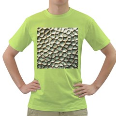 Ocean Pattern Green T Shirt