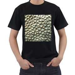 Ocean Pattern Men s T Shirt (black)