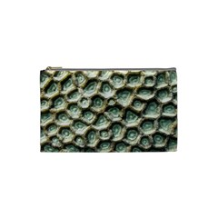 Ocean Pattern Cosmetic Bag (small)