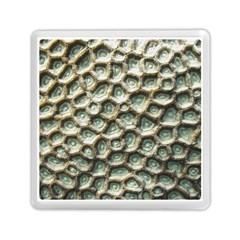 Ocean Pattern Memory Card Reader (square)