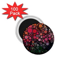Circle Abstract 1 75  Magnets (100 Pack)