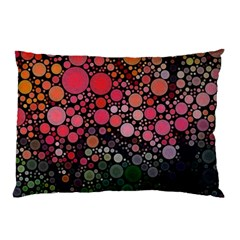 Circle Abstract Pillow Case (two Sides)