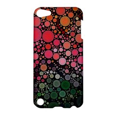 Circle Abstract Apple Ipod Touch 5 Hardshell Case