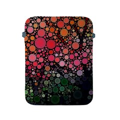 Circle Abstract Apple Ipad 2/3/4 Protective Soft Cases