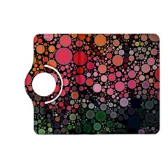 Circle Abstract Kindle Fire Hd (2013) Flip 360 Case