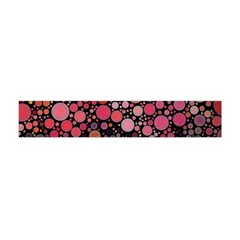 Circle Abstract Flano Scarf (mini)