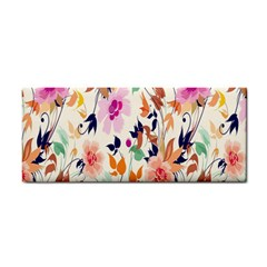 Vector Floral Art Cosmetic Storage Cases