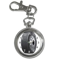 Tire Key Chain Watches