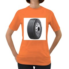 Tire Women s Dark T Shirt